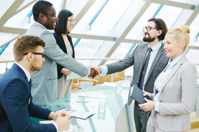 build trusting relationships with clients